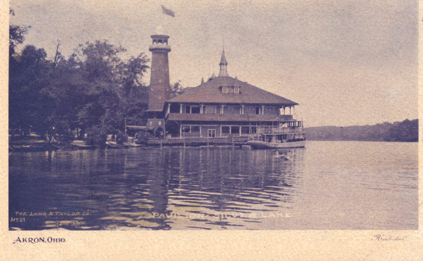 Silver Lake Pavilion - Near Akron, Ohio