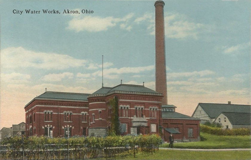 City Water Works, Akron, Ohio