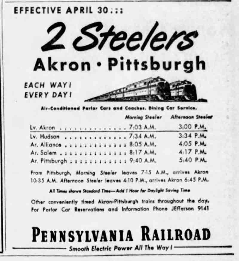 Union Depot Grand Opening Akron Postcards