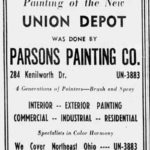 Parsons Painting Co. - Union Depot, Akron, Ohio