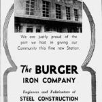 Burger Iron Co., Union Depot, Akron, Ohio