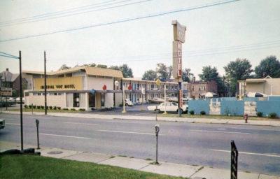 Imperial 400 Motel, Akron, Ohio
