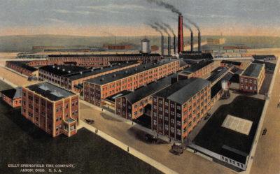 Kelly Springfield Tire Company, Akron, Ohio