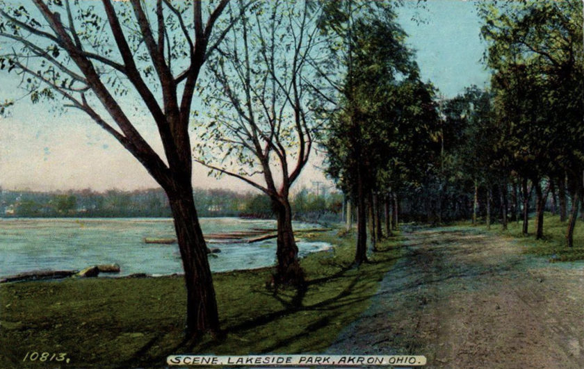 Lakeside Park, Akron, Ohio