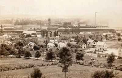 Colonial Salt, Halo, Kenmore, Akron, Ohio