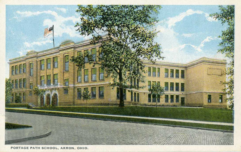 Portage Path School, Akron, Ohio