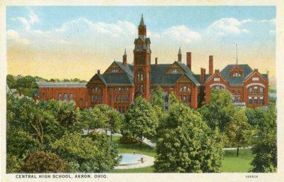 Central High School, Akron, Ohio