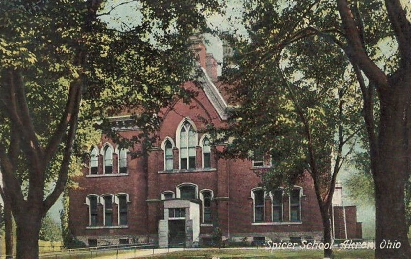 Spicer School, Akron, Ohio