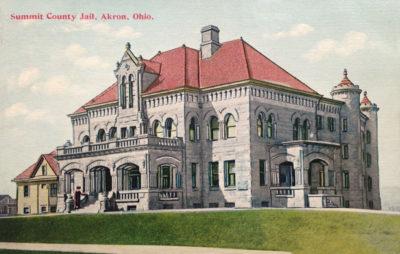 Summit County Jail, Akron, Ohio