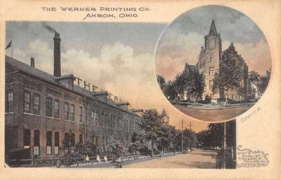 Werner Publishing Company, Akron, Ohio