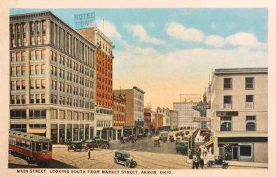 Main Street, Akron, Ohio