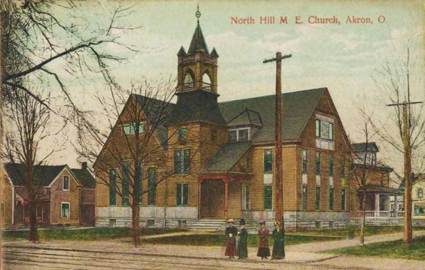 North Hill M.E. Church, Akron, Ohio
