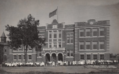 Akron School - Samuel Findley, Akron, Ohio