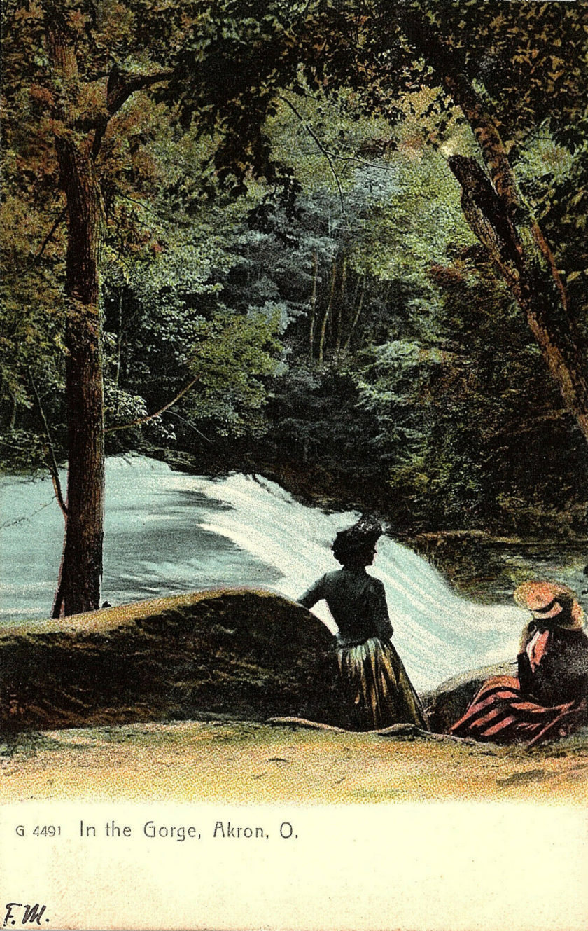 Gorge Park, Akron, Cuyahoga Falls, Ohio
