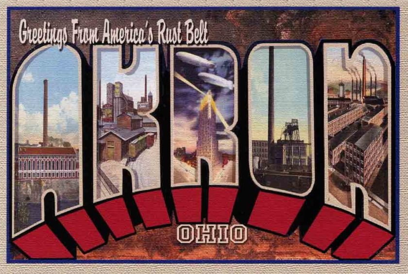 Greetings from America's Rust Belt