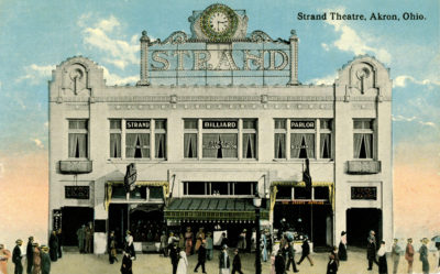 Strand Theater, Akron, Ohio