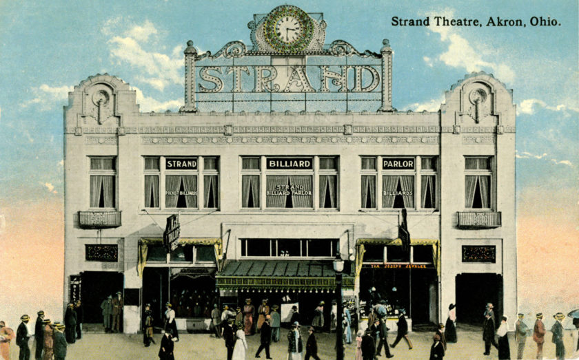 Strand Theater, Akron, Ohio
