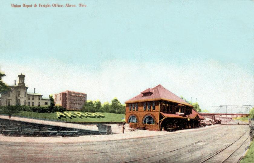Akron Union Depot