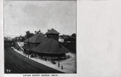 Akron Depot