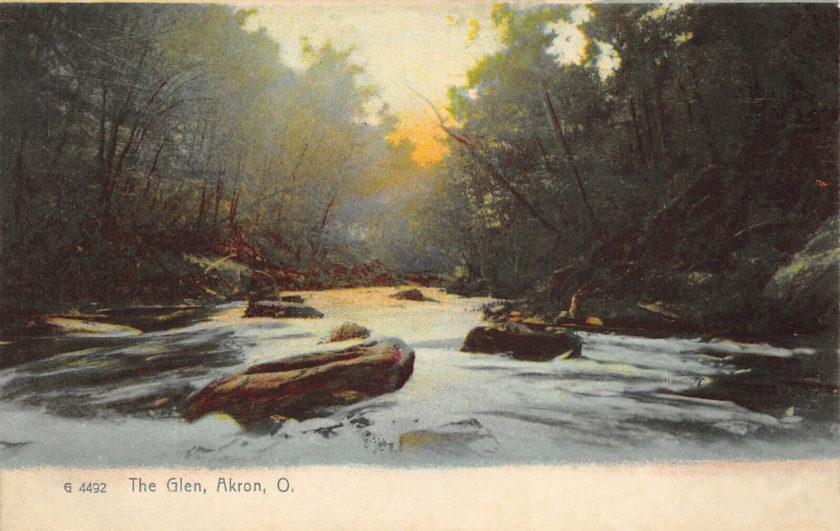 The Glen, Akron, Ohio
