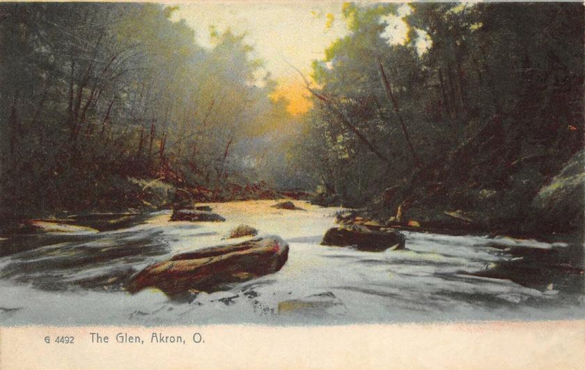 The Glen, Akron, Ohio