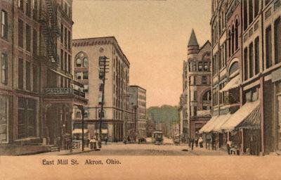 East Mill Street