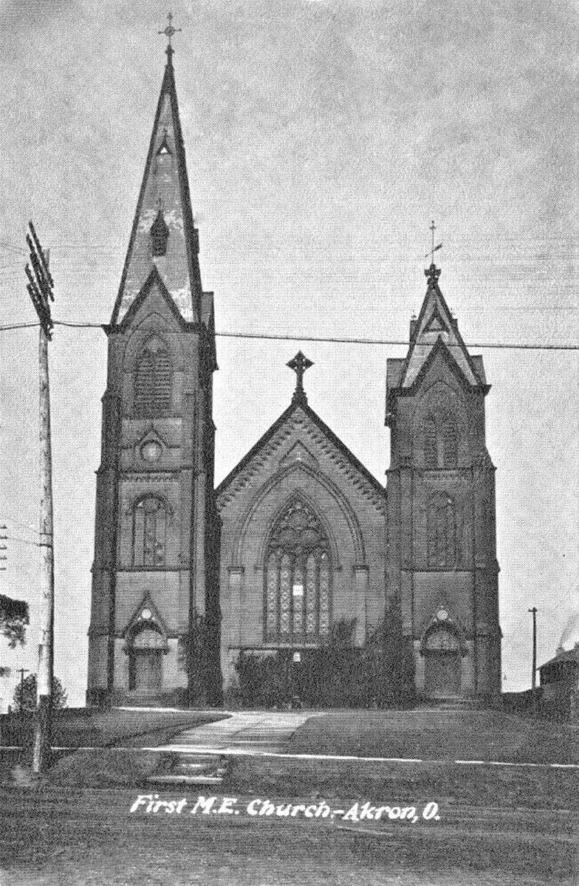 First M.E. Church, Akron, O