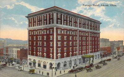 Portage Hotel, Akron, Ohio